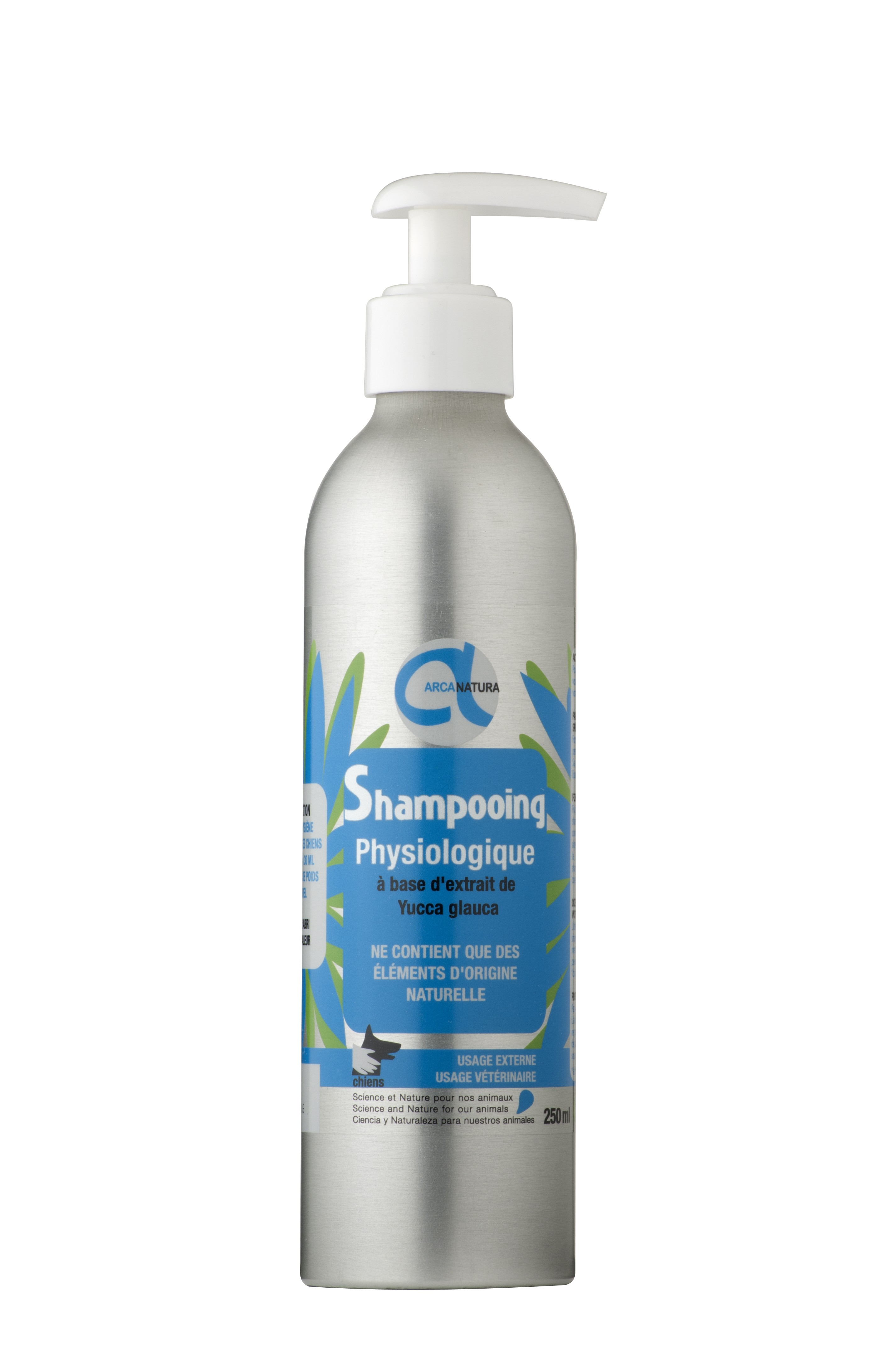 Shampooing physiologique